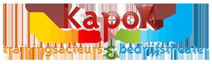 Wij werken met Kapok als Preferred supplier.