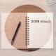 notitieblokje met pen